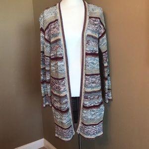 Knox Rose duster cardigan sweater